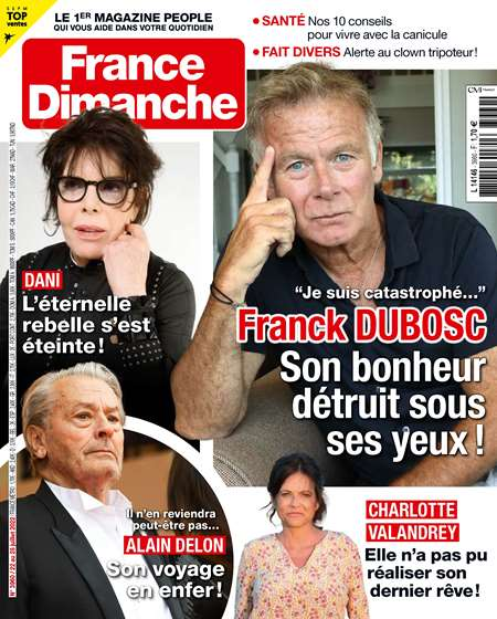 magazine france dimanche people hebdomadaire. Black Bedroom Furniture Sets. Home Design Ideas
