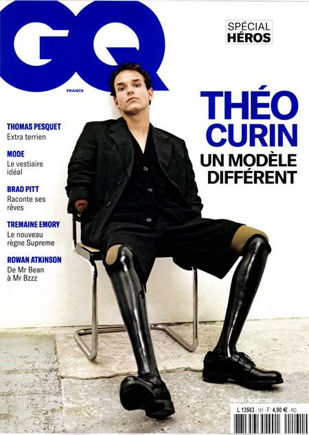 MAGAZINE GQ GENTLEMEN