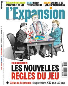 MAGAZINE L'EXPANSION