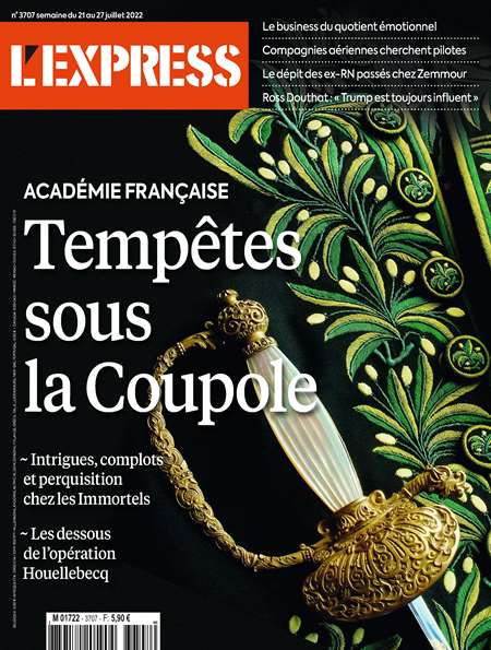MAGAZINE L'EXPRESS