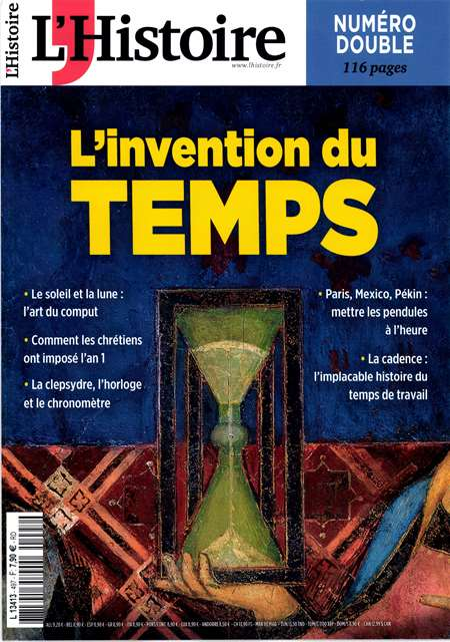 Abonement L'HISTOIRE - Revue - journal - L'HISTOIRE magazine