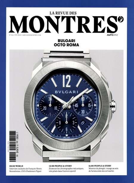 Promotion la revue des montres chez plusdemags - Code de reduction delamaison ...