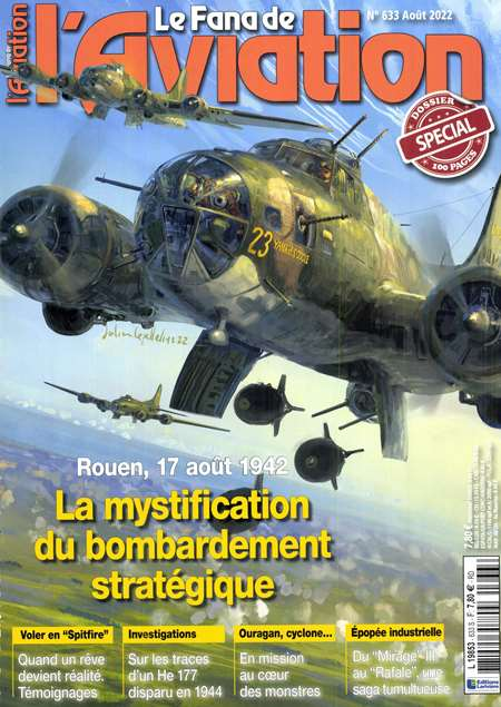 Abonement LE FANA DE L'AVIATION - Revue - journal - LE FANA DE L'AVIATION magazine
