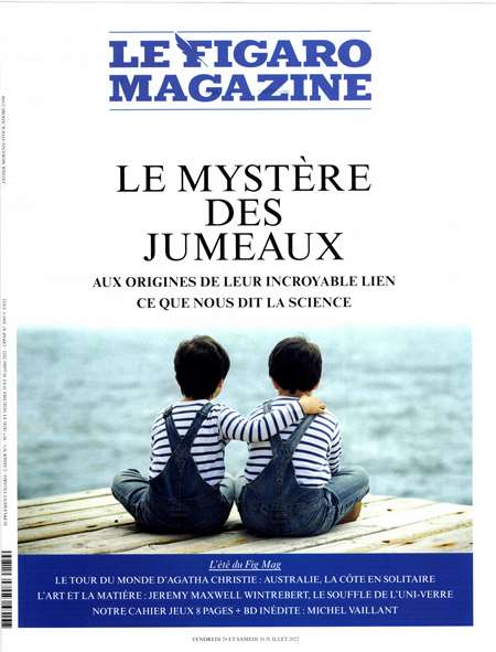 MAGAZINE LES WEEK ENDS DU FIGARO