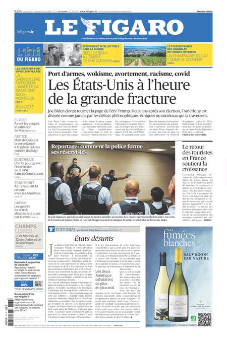 LE FIGARO BUSINESS