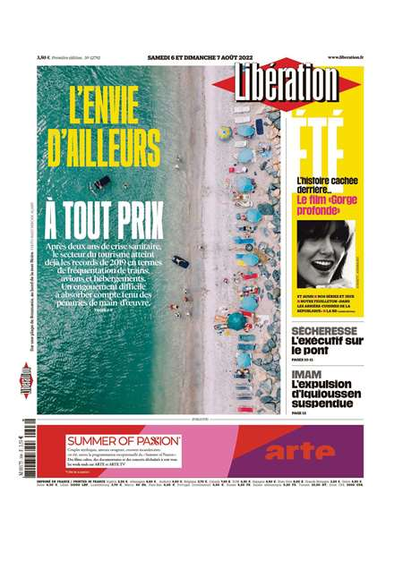 Abonement LIBERATION - Revue - journal - LIBERATION magazine
