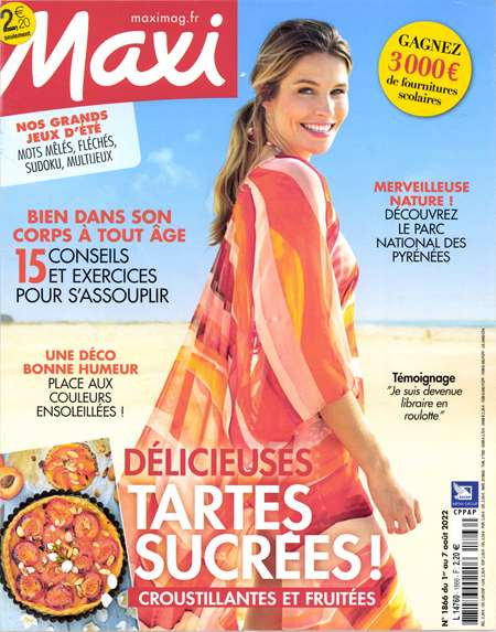MAGAZINE MAXI