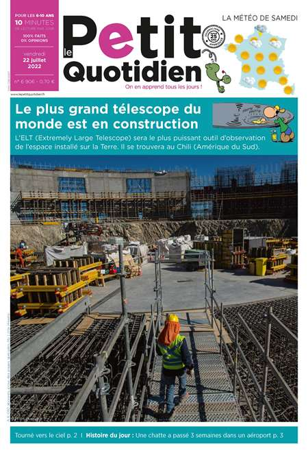 MON QUOTIDIEN + MY LITTLE WEEKLY