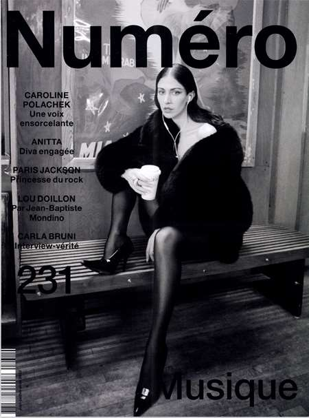 Abonement NUMERO - Revue - journal - NUMERO magazine