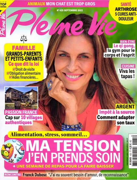 MAGAZINE PLEINE VIE