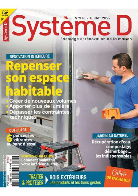 Abonement SYSTEME D - Revue - journal - SYSTEME D magazine