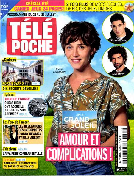 MAGAZINE TELE POCHE
