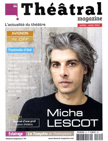 THEATRAL MAGAZINE