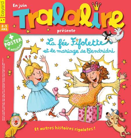 Abonement TRALALIRE - Revue - journal - TRALALIRE magazine