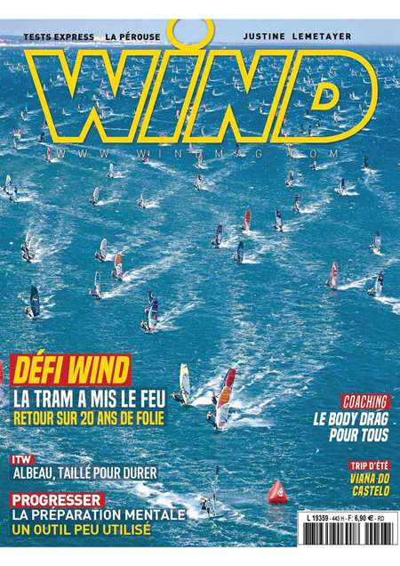 Abonement WIND - Revue - journal - WIND magazine