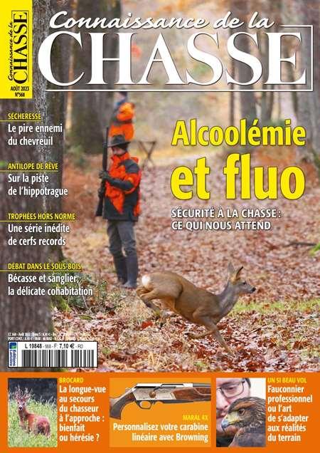 CONNAISSANCE DE LA CHASSE