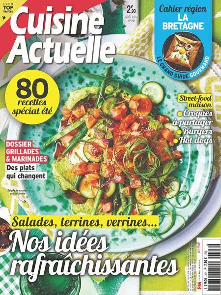 Sp cialiste de l 39 abonnement magazine dur e libre et sans for Abonnement cuisine actuelle