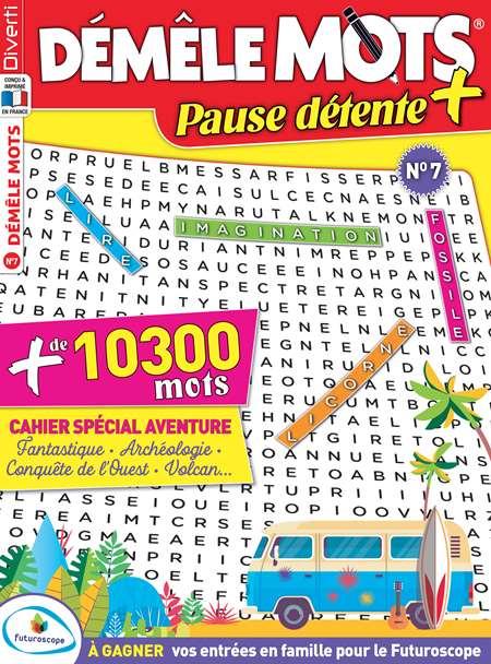 DEMELE MOTS PAUSE DETENTE +