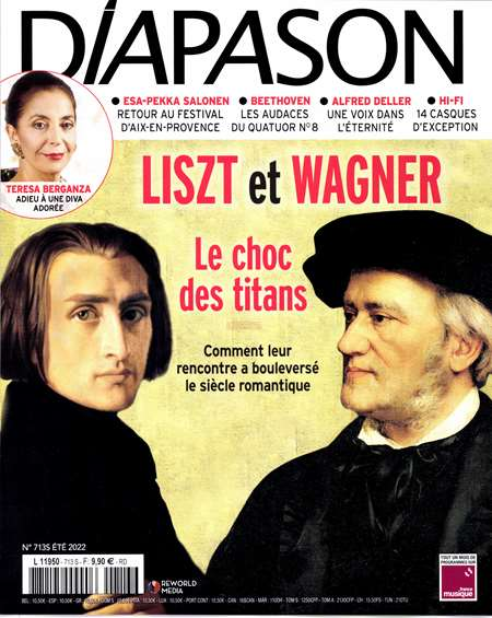 DIAPASON + CD INDISPENSABLES