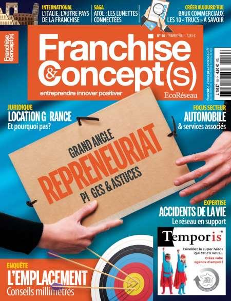 ECORESEAU FRANCHISE ET CONCEPT(S)