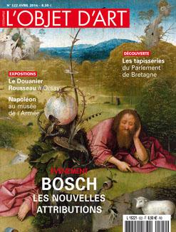 L'OBJET D'ART L'ESTAMPILLE + DOSSIER DE L'ART