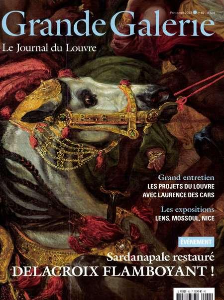 GRANDE GALERIE  LE JOURNAL DU LOUVRE