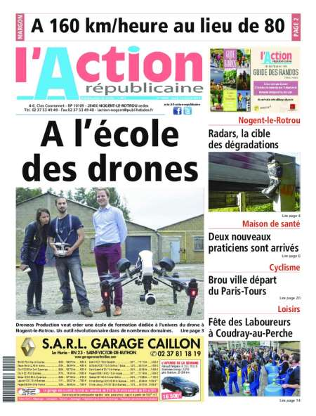 L'ACTION REPUBLICAINE (NOGENT)