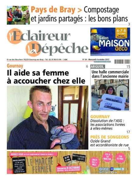 L'ECLAIREUR - LA DEPECHE