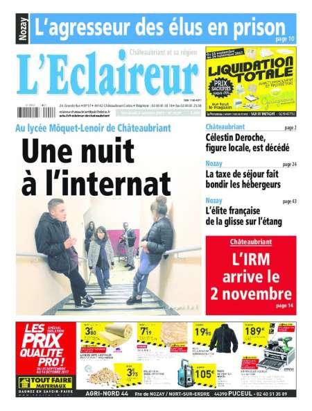 L'ECLAIREUR DE CHATEAUBRIANT