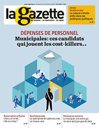 LA GAZETTE DES COMMUNES DES DEPART. ET DES REGIONS