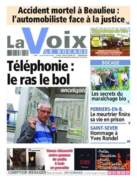 LA VOIX - LE BOCAGE