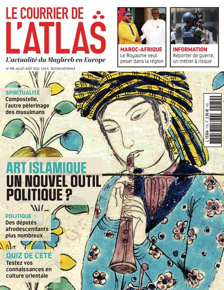 LE COURRIER DE L'ATLAS