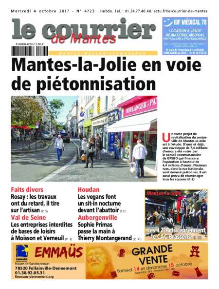 LE COURRIER DE MANTES