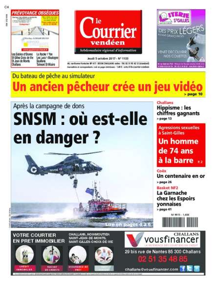 LE COURRIER VENDEEN