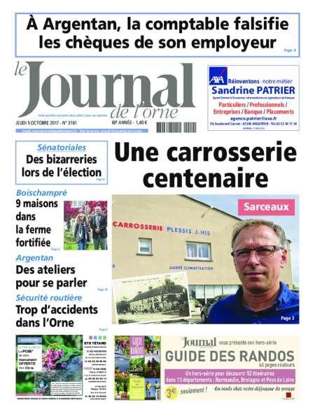 LE JOURNAL DE L'ORNE