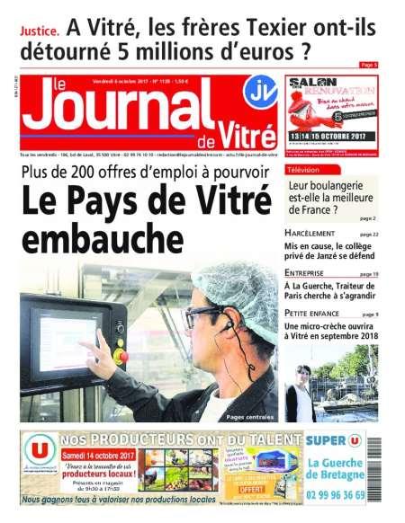 LE JOURNAL DE VITRE