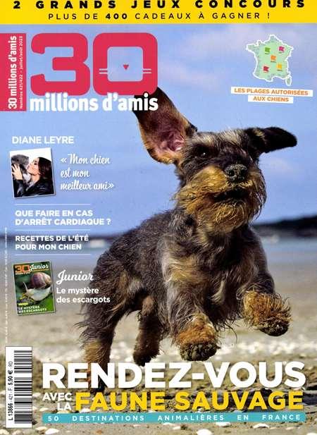 LE MAGAZINE TRENTE MILLIONS D'AMIS
