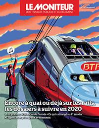 LE MONITEUR DES TRAVAUX PUBLICS ET DU BATIMENT