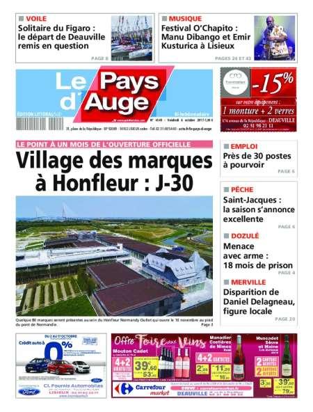 LE PAYS D'AUGE