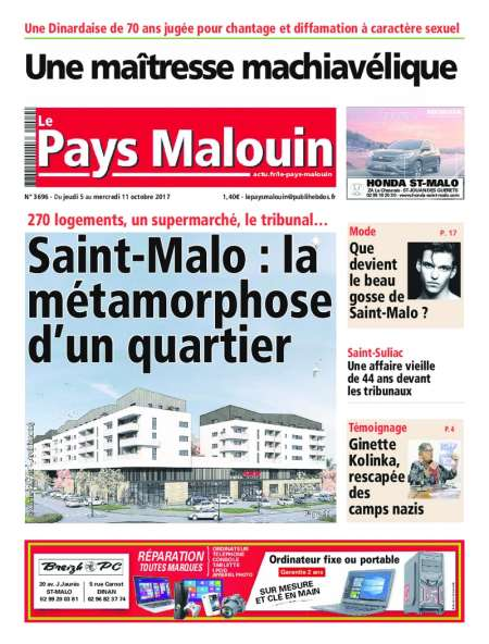 LE PAYS MALOUIN