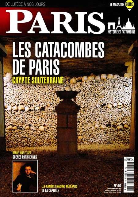 PARIS DE LUTECE A NOS JOURS