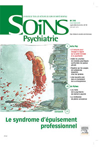 SOINS PSYCHIATRIE