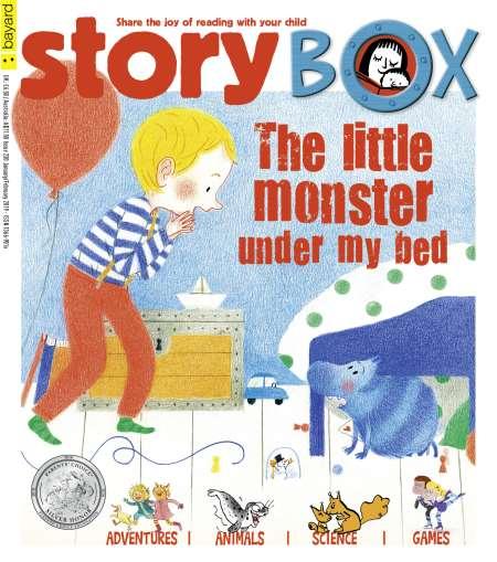 STORY BOX + CD